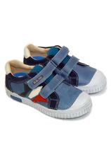 Pantofi sport piele DD Step Albastru