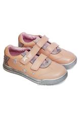 Pantofi sport piele Ponte 20 Roz nude