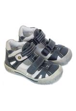 Sandale piele Sunway Bleumarin