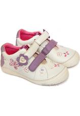 Pantofi sport piele DD Step Crem