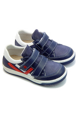 Pantofi sport piele Stups Bleumarin