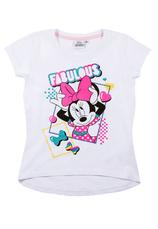 Minnie® Tricou fete Alb