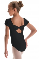 Body gimnastica & dans negru 1105