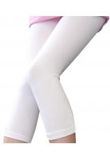 Leggins capri 3/4 alb 30502